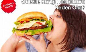 Obezite Hangi Hastalıklara Neden Olur?
