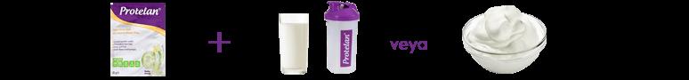 Protelan Süt Yoğurt