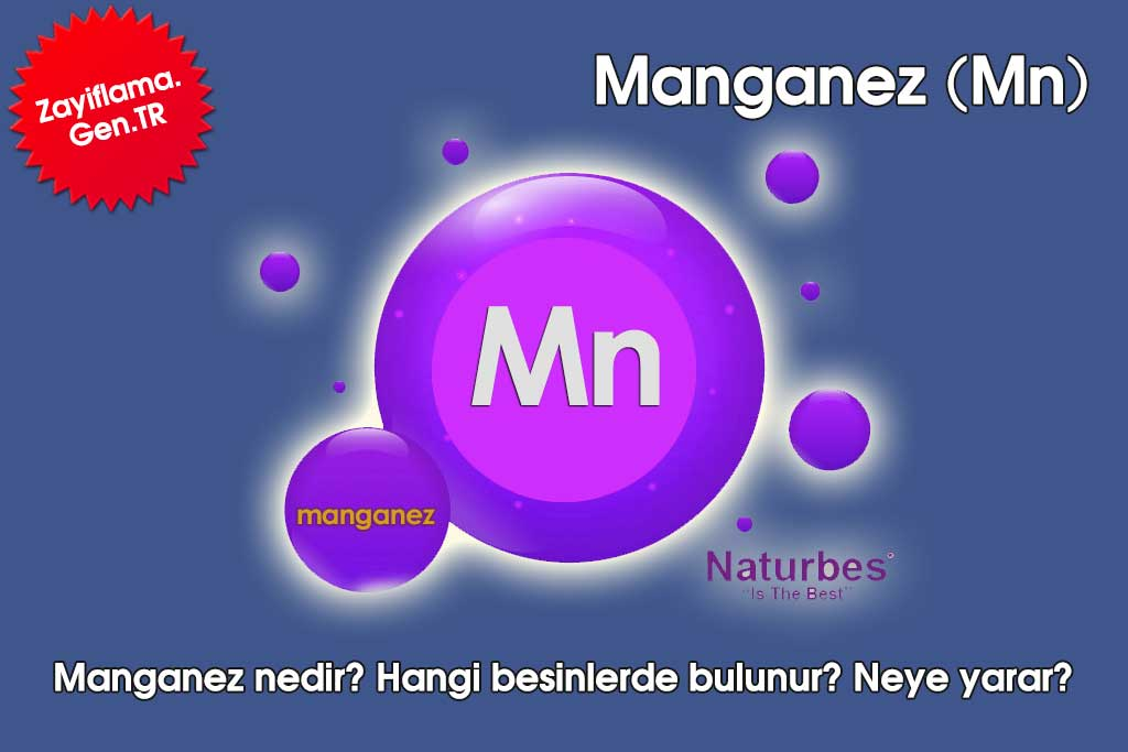 Manganez | 30 Haziran 2020