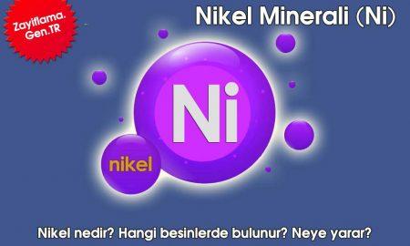 Nikel Minerali