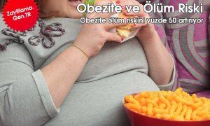Obezite ve Ölüm Riski