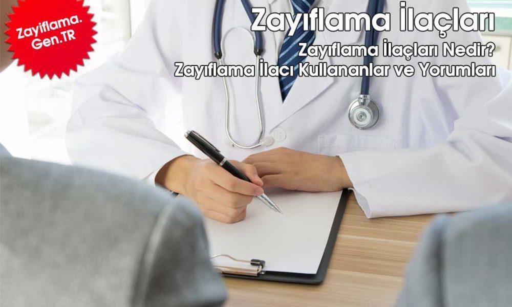 Zayıflama İlaçları