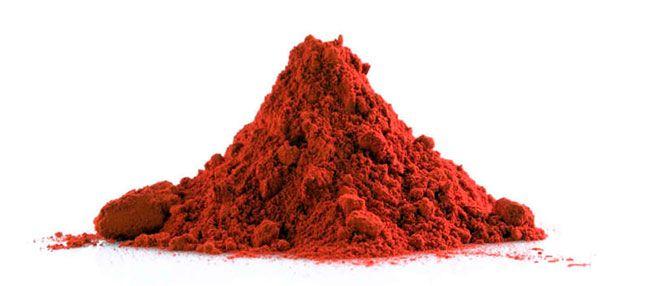 Astaksantin Kırmızı Pigmentler
