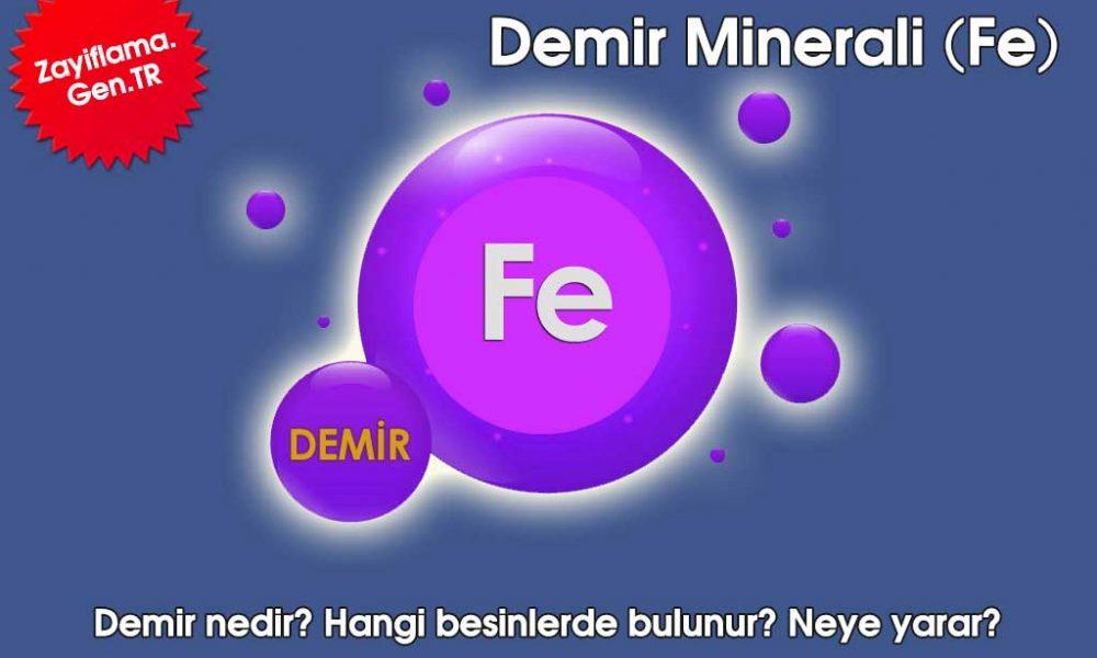 Demir Minerali