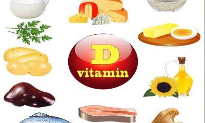 D Vitamini İçeren Besinler