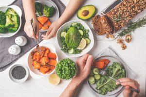 veganlar için asker diyeti listesi