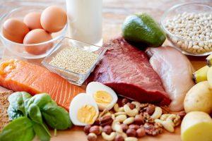 Protein Ağırlıklı Diyet Listesi
