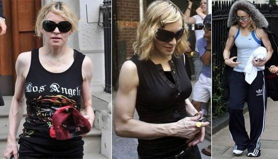 Madonna Diyeti | 7 Günlük Diyet Listesi